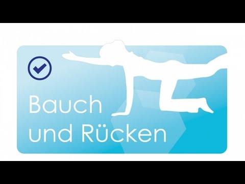 Straffung & Muskelaufbau 77: Bauch und Rücken mit Manuel // 40 Minuten