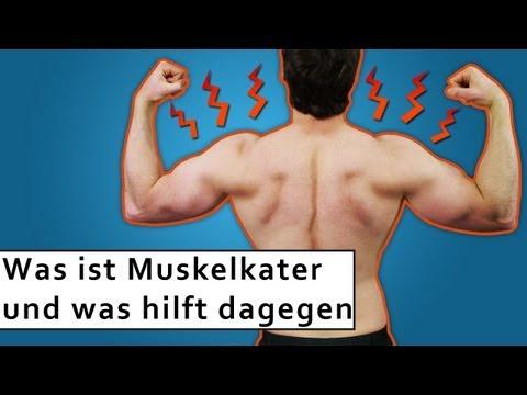 Ist Muskelkater gut oder schlecht - Erklärung, Ursache und Tipps