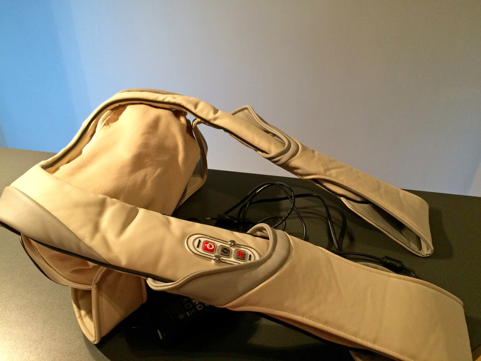 Shiatsu Massager 599BG