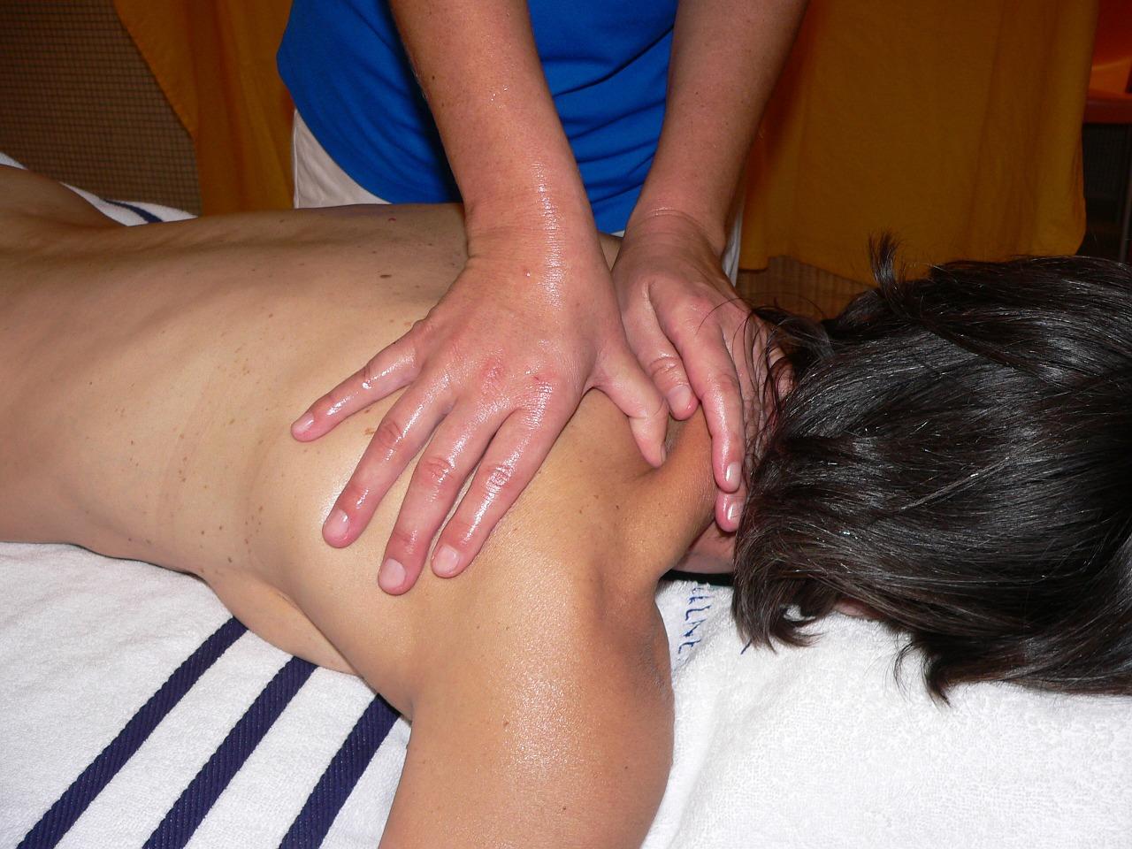 Nackenverspannungen