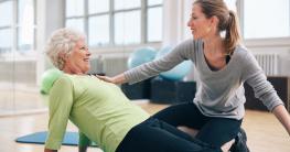 Fitness kennt kein Alter