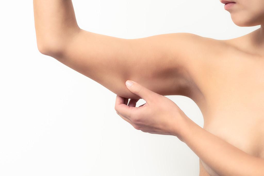Diät, um die Arme bei Frauen schlank zu machen