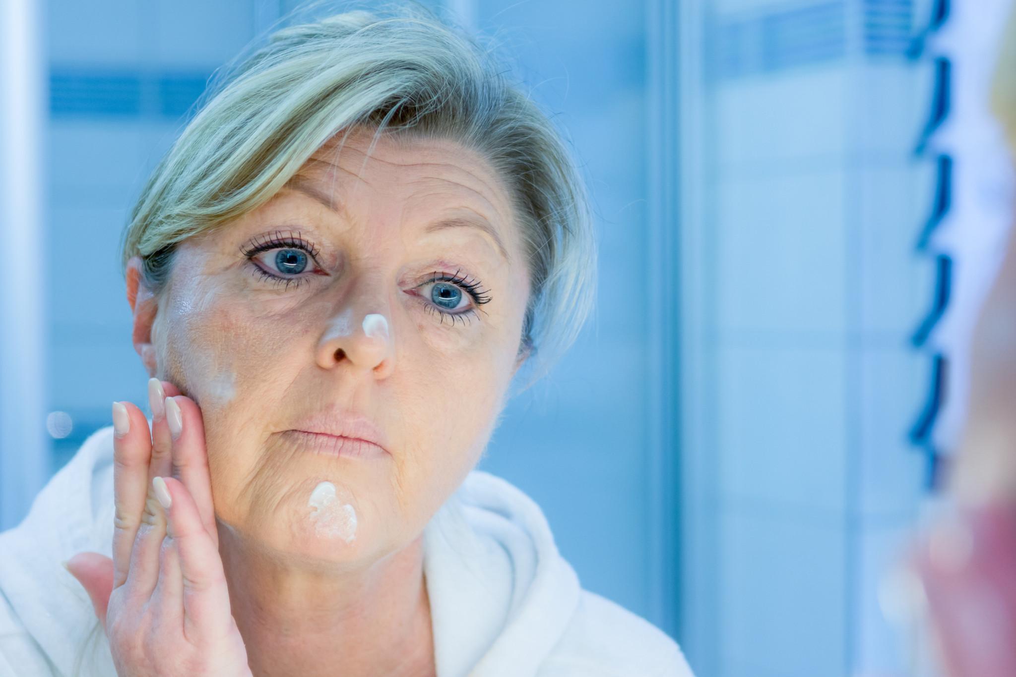 Gesichtspflege Ab 50 Die Richtige Basis Und Spezialpflege