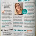 Interview Lust auf Mehr Ausgabe 5, April 2017 S. 8