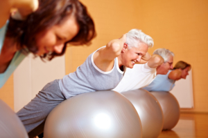 Muskelaufbau ab 50